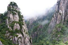Huangshan porslin Arkivfoto