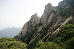Huangshan Scenery Stock Photo