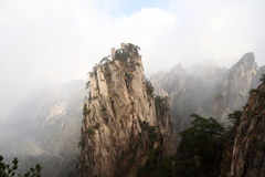 Huangshan Scenery Stock Photography
