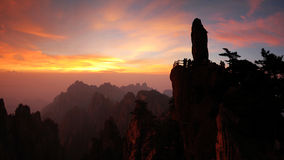 Huangshan Scenery Stock Images