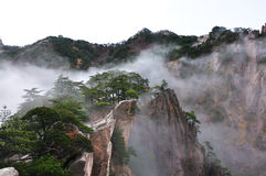 Huangshan Scenic Stock Photography