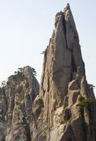 Huangshan Spire Stock Photos