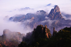 Huangshan(yellow) Mountain Stock Photos