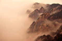 Huangshan(yellow) Mountain Stock Photography
