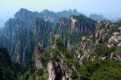 Huangshan/ Yellow Mountain Stock Images