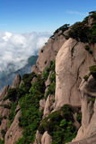 Huangshan (yellow mountain) Royalty Free Stock Image