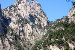 Huangshan Yellow Mountain Stock Photography