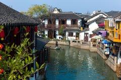 HuangshanChina. In China's huangshan hong cun, a 200 - year history of the original village Royalty Free Stock Image