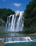 Huanguoshu waterfall Royalty Free Stock Images