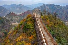 Huangyaguan Great Wall Stock Photos