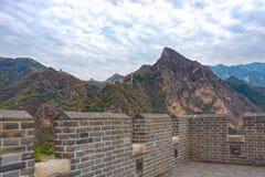 Huangyaguan Great Wall Stock Image