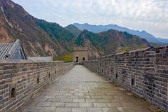 Huangyaguan wielki mur Fotografia Stock