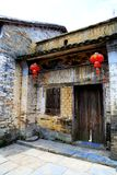 Huangyao ancient town in china. Huangyao ancient town has nearly a thousand years of history, originated from the Song Dynasty , built in the Wanli of the Ming Royalty Free Stock Images