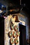 Huangyao antyczny miasteczko w porcelanie obraz royalty free