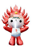 Huanhuan the Beijing Olympic mascot Stock Photo