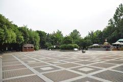HUANHUAXI PARK,chengdu china. CHENGDU CHINA HUAN HUA XI PARK stock image