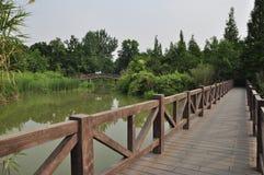 HUANHUAXI PARKï ¼ Œchengdu China Stock Foto's