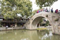 Huanxiu bridge stock images