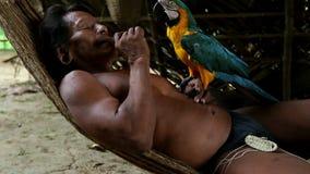 Huaorani сток-видео