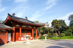 Huaqing Pool Park royalty free stock images