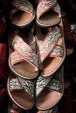 Huaraches mexicano fotografía de archivo