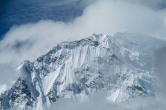 Huascaran Arkivfoton