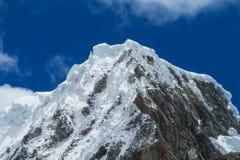 Huascaran Fotografering för Bildbyråer