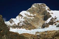 Huascaran Norte Peak Stock Photos