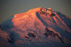 Huascaran Peak Stock Image