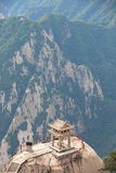 Huashan chess pavilion Royalty Free Stock Photo