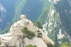 Huashan chess pavilion Royalty Free Stock Photos