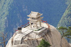 Huashan chess pavilion Stock Photography