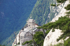 Huashan chess pavilion Royalty Free Stock Photography