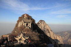 Huashan Royalty Free Stock Image