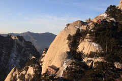 Huashan Royalty Free Stock Photography