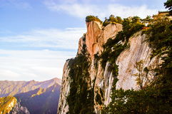 Huashan(Mountain Huashan)-East peak Royalty Free Stock Photos