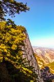 Huashan(Mountain Huashan)-East peak Royalty Free Stock Photos