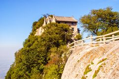 Huashan(Mountain Huashan)-North Peak Stock Image