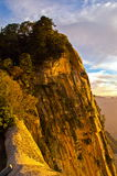 Huashan(Mountain Huashan)-South peak Stock Photo