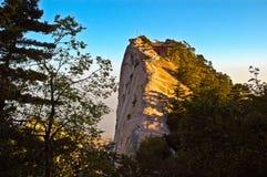 Huashan(Mountain Huashan)-West peak Royalty Free Stock Images