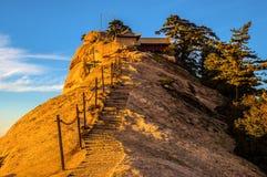 Huashan(Mountain Huashan)-West peak Royalty Free Stock Image