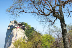 Huashan Mountain Stock Images