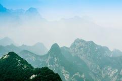 Huashan Mountain Royalty Free Stock Image