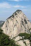 Huashan Mountain, Xian, China. Mountain View Huashan, Xian, China Stock Image