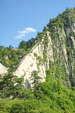 Huashan scenery Royalty Free Stock Photo
