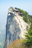 Huashan scenery Royalty Free Stock Photography