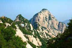 The Hua mountain_xian_shanxi Royalty Free Stock Photography