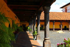 Huatapera, Uruapan III Imagen de archivo libre de regalías