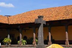 Huatapera, Uruapan IV imagen de archivo libre de regalías