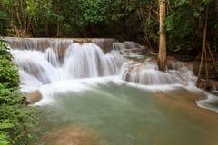 huay водопад mae kamin Стоковое Изображение